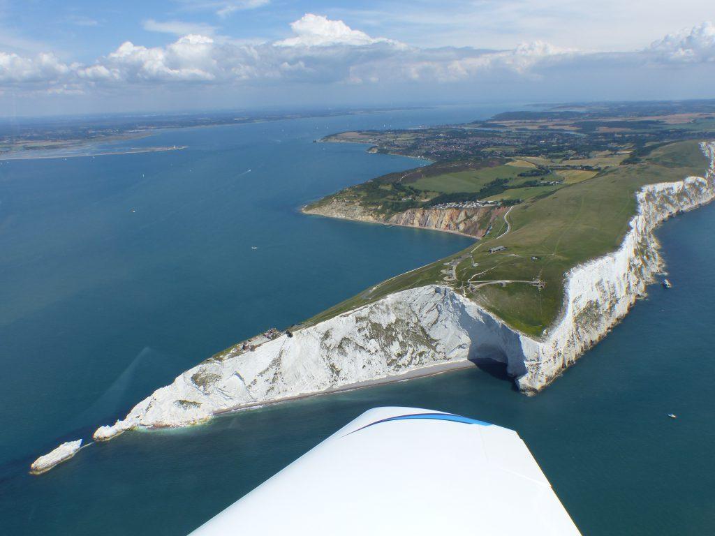 Isle of Wight Needles