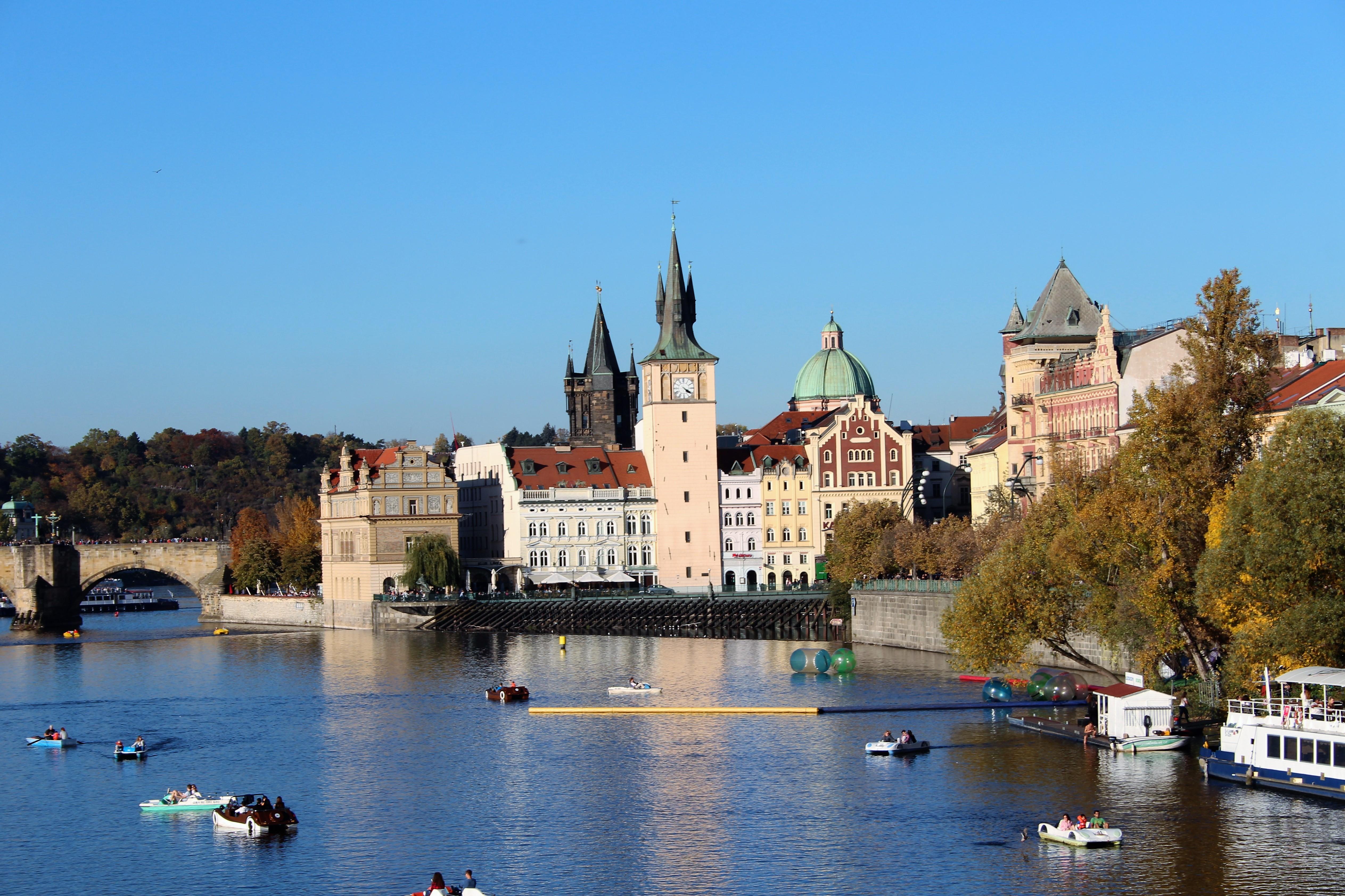 Eté indien à Prague