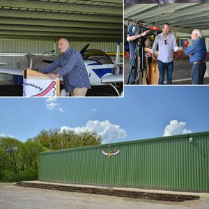 Inauguration Hangar 2016