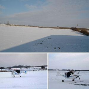 Snow Flight 2005