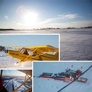 Snow Flight 2013