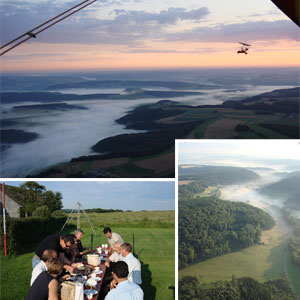 Sunrise Flight 2007