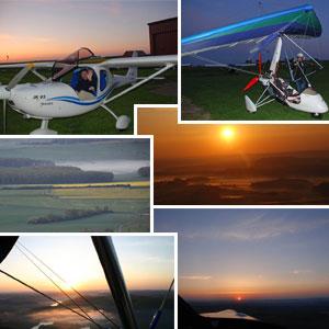 Sunrise Flight 2008