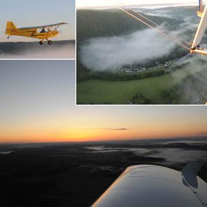 Sunrise Flight 2014