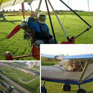 Jeff's Flight 2007